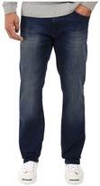 Mavi Jeans Zach Classic Straight Leg in Indigo Shaded White Edge
