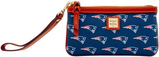 Dooney & Bourke NFL Patriots Small Clutch Wristlet