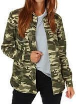 Swell Hide And Seek Camo Long Sleeve Shirt