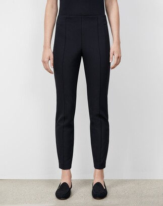 Lafayette 148 New York Petite Acclaimed Stretch Gramercy Pant