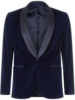 Hugo Boss Slim Fit Velvet Jacket