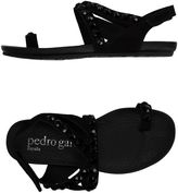Pedro Garcia Thong sandals