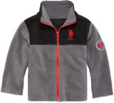 U.S. Polo Assn. Q4 B POLAR FLEECE JKT
