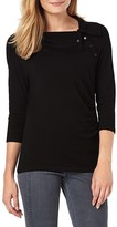 Phase Eight Shaniya Button Detail Sweater