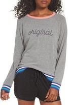 Honeydew Intimates Women's Brushed Hacci Sweatshirt