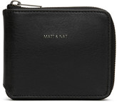 Matt & NatMatt & Nat WATSON Wallet - Black