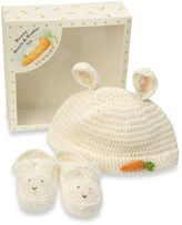 Bunnies by the Bay Bunny Beanie & Booties Set