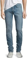 Rag & Bone Standard Issue Fit 1 Slim-Skinny Jeans, Blue