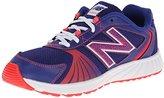 New Balance KJ555 Youth Lace-Up Running Shoe (Little Kid/Big Kid)