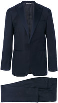 Canali formal Drop 8 two-piece suit - men - Cupro/Wool - 48