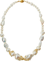 Indulgems Mixed Freshwater Pearl Necklace
