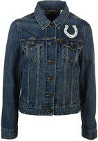 Levi's Women's Indianapolis Colts Denim Trucker Jacket