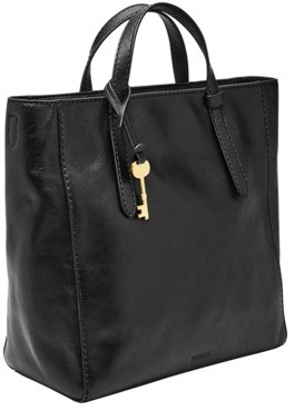 Fossil Camilla Convertible Small Backpack Handbags Black