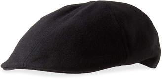 Weatherproof Vintage Solid Wool-Blend Ivy Cap