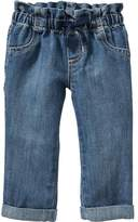 Old Navy Lightweight Pull-On Jeans for Toddler Girls