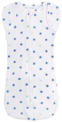 Aden Anais Aden by Aden + Anais Snug Swaddle - Ultramarine Stars -