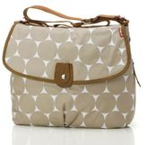 Babymel BabymelTM Satchel in Brown Dot