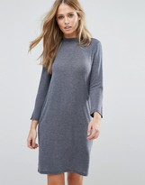 Vila Crew Neck Sweater Dress