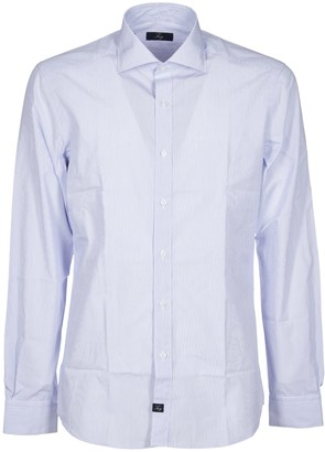 Fay Man Striped Shirt
