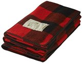 Woolrich Home 925060 Rough Rider Stripe Wool Blanket