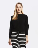 Deshabille Carla Sweater Black