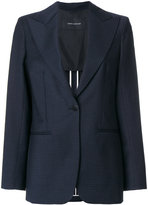 Cédric Charlier tailored fitted blazer
