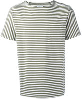 Saturdays Nyc striped T-shirt - men - Cotton - S