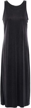 The Row Carla Stretch-jersey Midi Dress