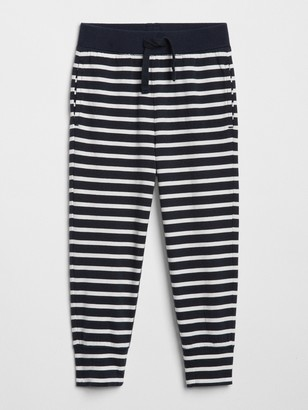 Gap Toddler Stripe Pull-On Joggers
