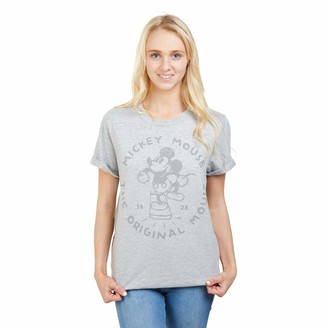 Disney Women's The Original Mouse T-Shirt