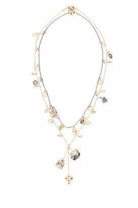 Swarovski Magnetic Motif Necklace