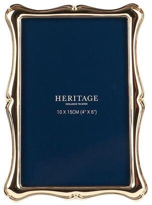 Heritage Vienna Frame Gold 10x15cm