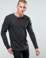 G Star G-Star Xauri Fleck Grandad T-Shirt