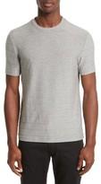 Emporio Armani Men's Armani Collezioni Seam Detail T-Shirt
