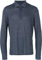 Ermenegildo Zegna long sleeve polo shirt