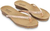 Monsoon Bluebell Footbed Sandal