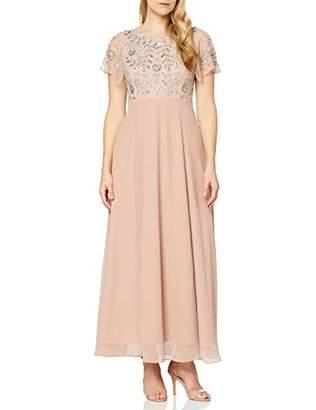 Frock and Frill Women's Rhonda Sequin Maxi Dress