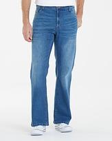 Union Blues Bootcut Fit Jeans 33 Inch