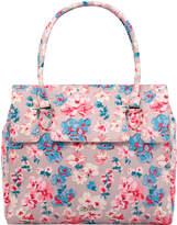 Cath Kidston Woodstock Flowers Wingrove Large Handbag