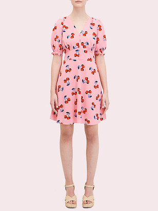 Kate Spade Cherry Toss Dress