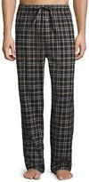 STAFFORD Stafford Flannel Pajama Pants - Big & Tall