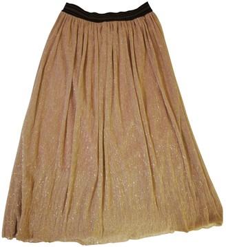 Liu Jo Liu.jo Pink Glitter Skirt for Women