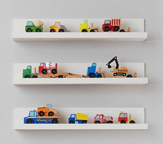 Pottery Barn Kids Toy Ledge
