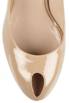 Sergio Rossi Vernice patent-leather pumps