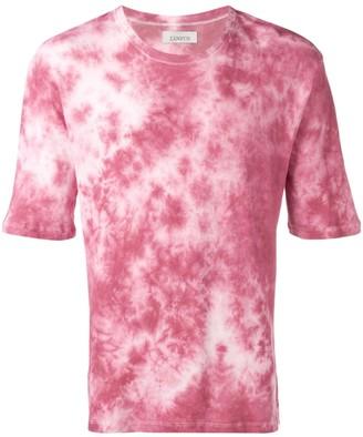 Laneus tie dye T-shirt