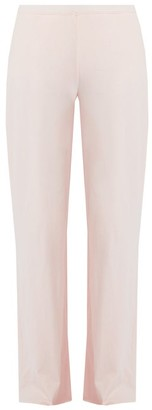 Skin Double-layer Cotton Pyjama Trousers - Light Pink