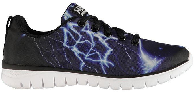 Thumbnail for your product : Fabric Flyer Runner Childrens Trainers