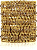 Manchette Roselyne Swarovski bracelet