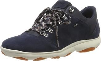 Geox Women's D NEBULA 4 X 4 B ABX B Outdoor Sneakers