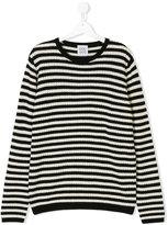 Douuod Kids striped jumper